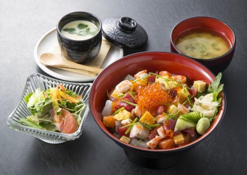 日替り海鮮丼