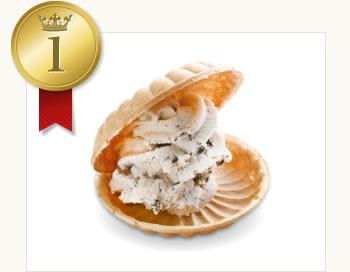 クッキー&バニラ ソフトクリーム