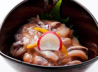 手造り柚子塩辛